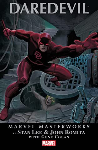 Daredevil Masterworks Vol. 2