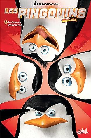 Pingouins de Madagascar Vol. 2: Les Espions qui venaient du froid