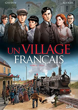 Un village français Vol. 1: 1914