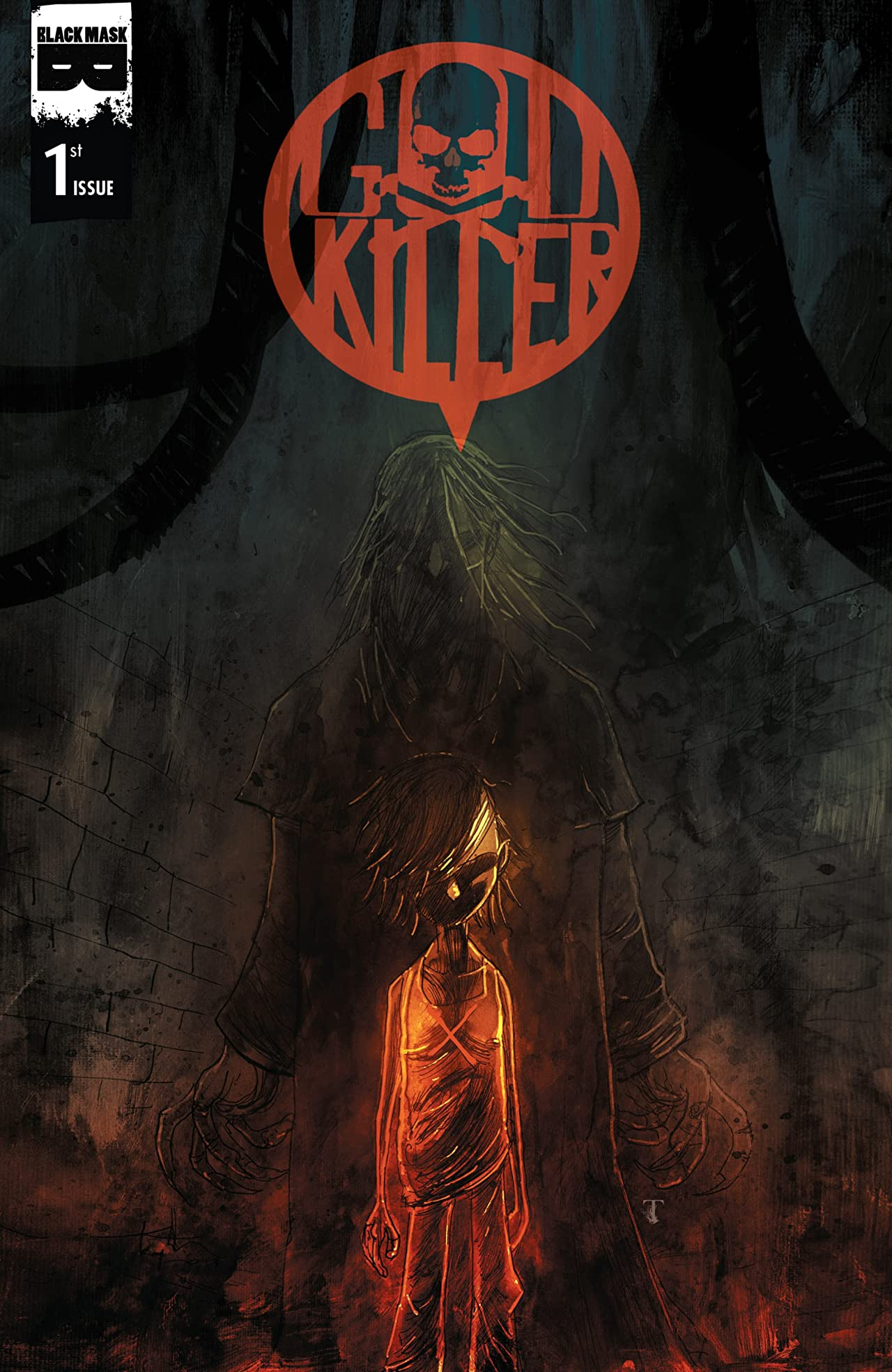 Godkiller: Walk Among Us #1
