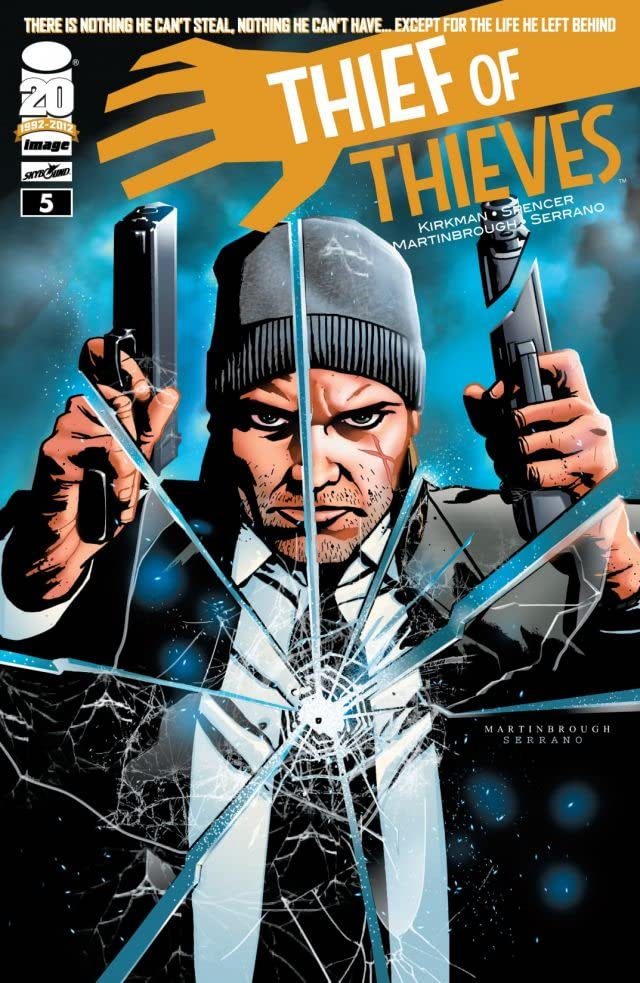Thief of Thieves #5
