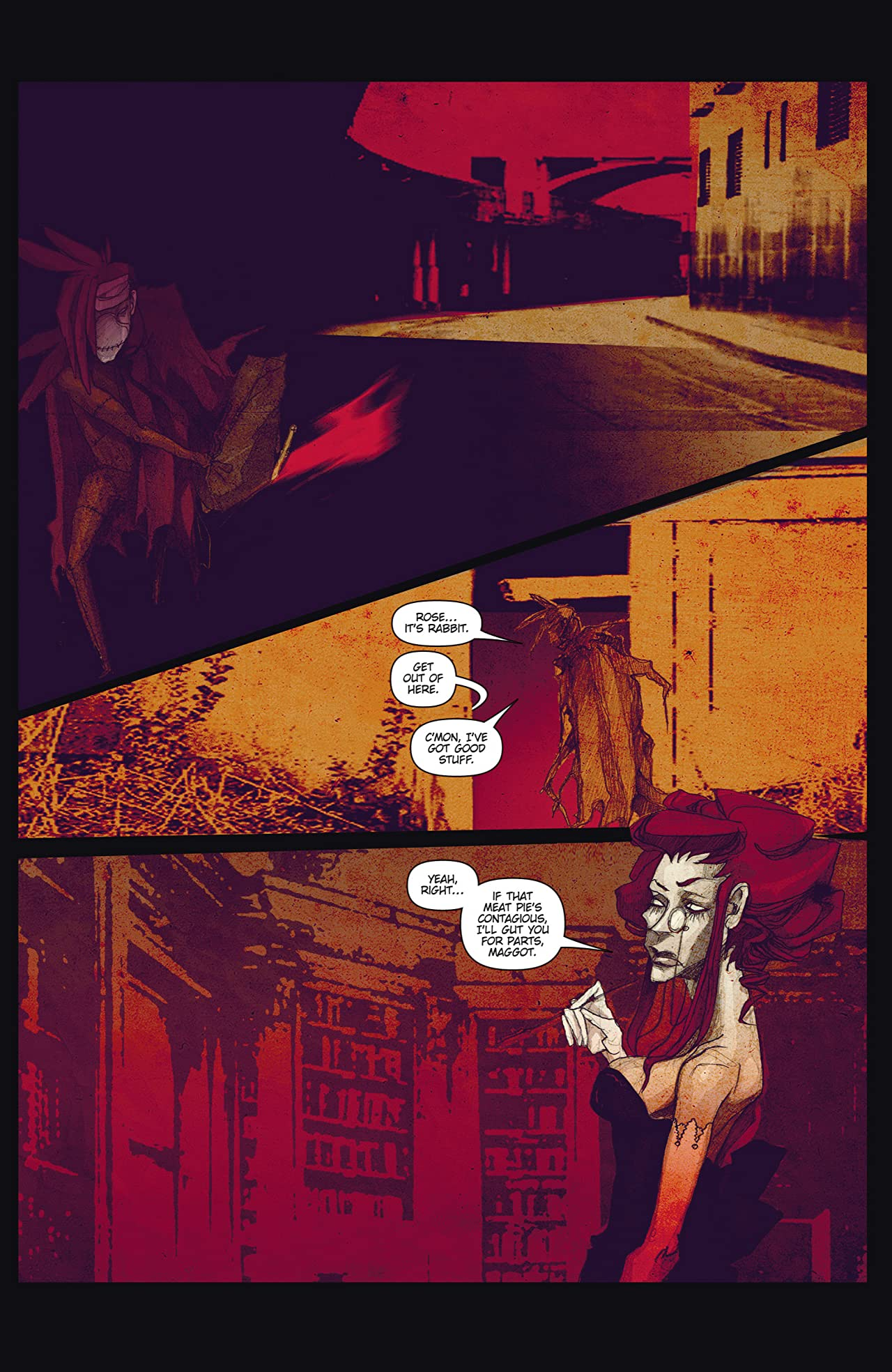 Godkiller: Walk Among Us #3