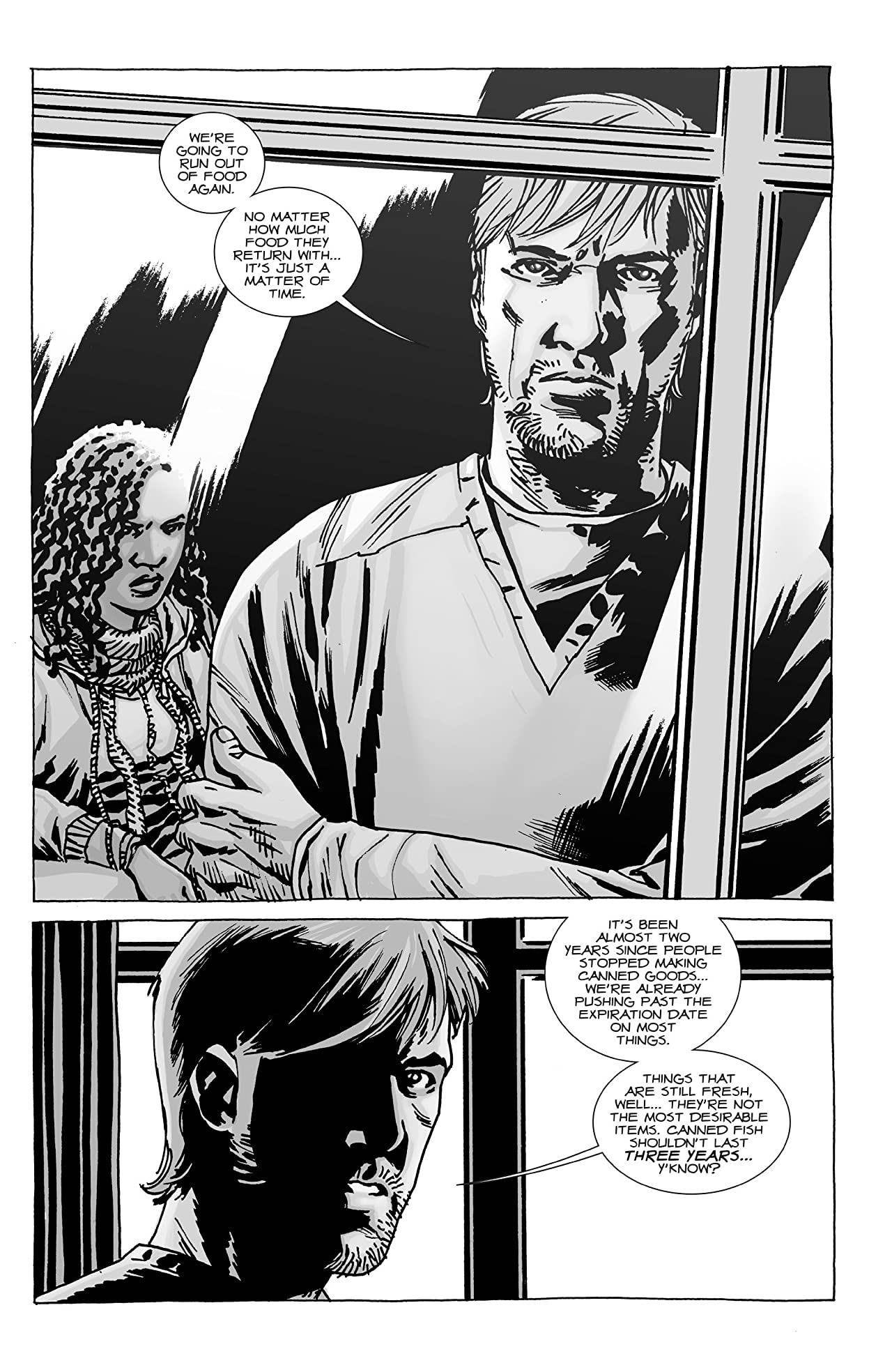 The Walking Dead Tome 16: A Larger World