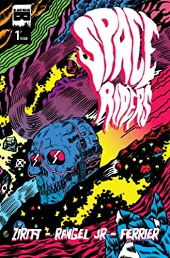 Space Riders #1 (of 4)