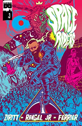 Space Riders #3 (of 4)