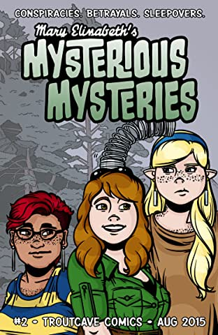 Mary Elizabeth's Mysterious Mysteries No.2