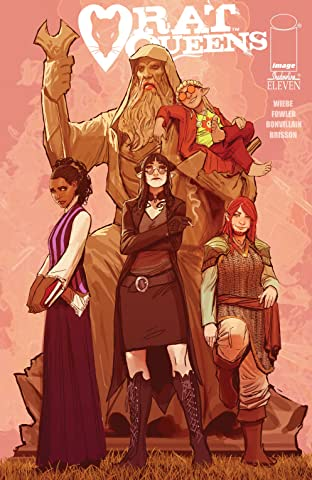 Rat Queens No.11