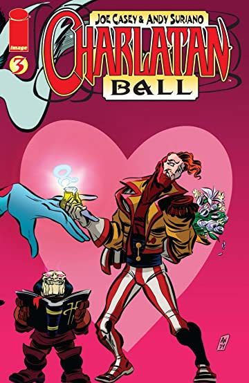 Charlatan Ball #3
