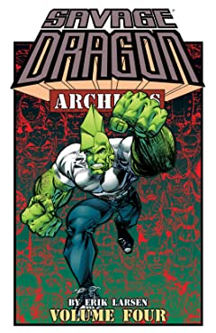 Savage Dragon Archives Vol. 4