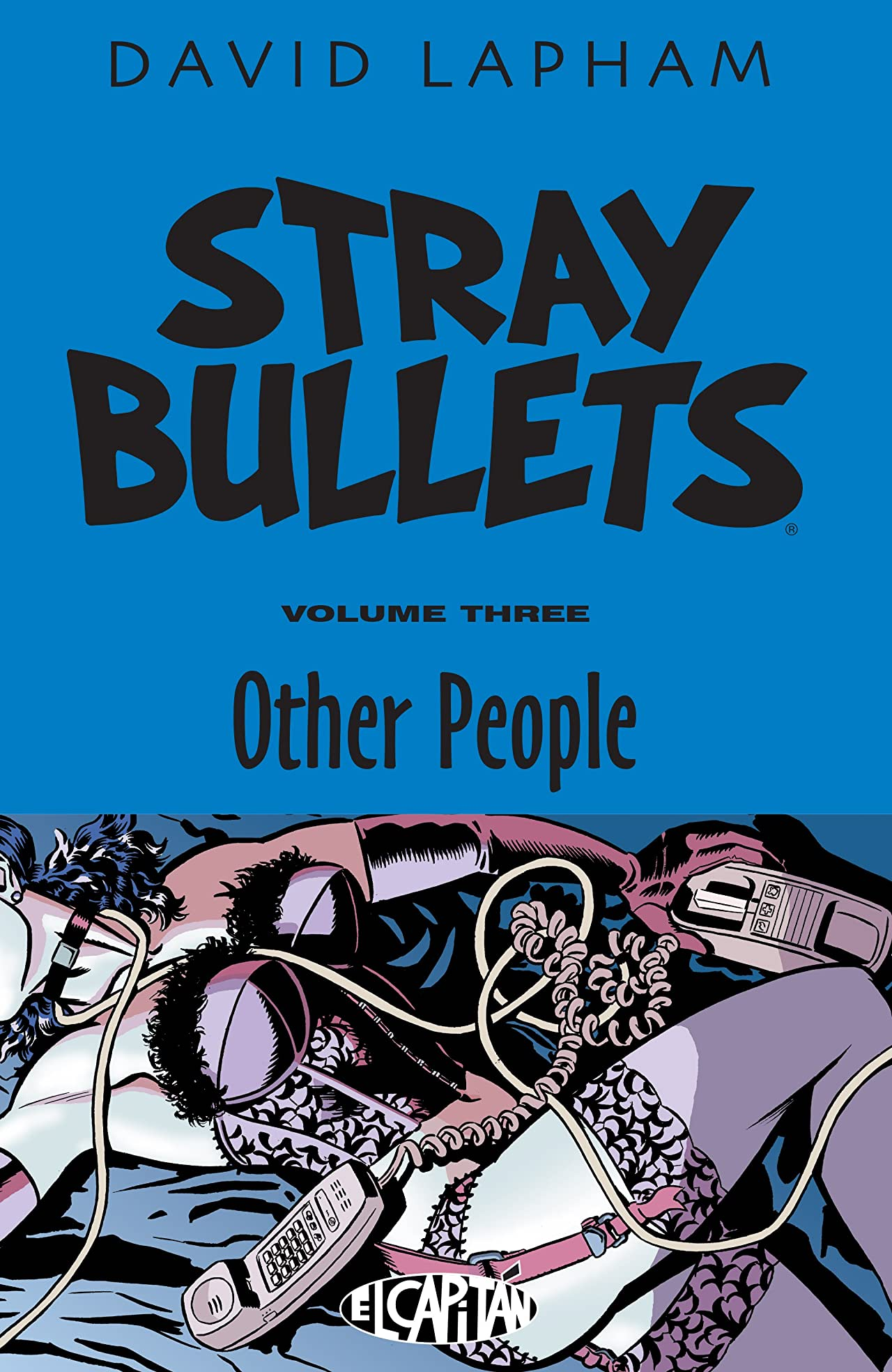 Stray Bullets Vol. 3: Other People