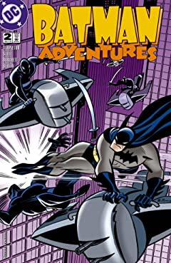 Batman Adventures (2003-2004) #2