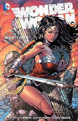 Wonder Woman (2011-2016) Vol. 7: War-Torn