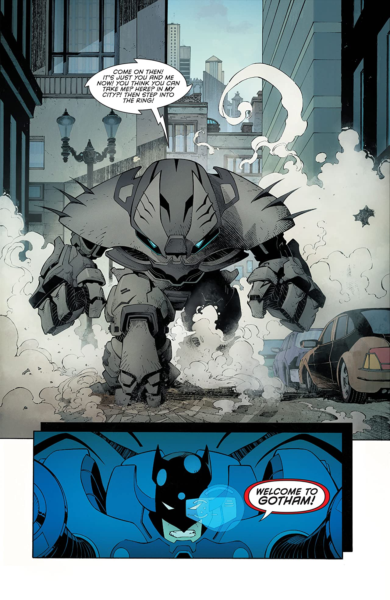 Batman (2011-2016) Tome 7: Endgame