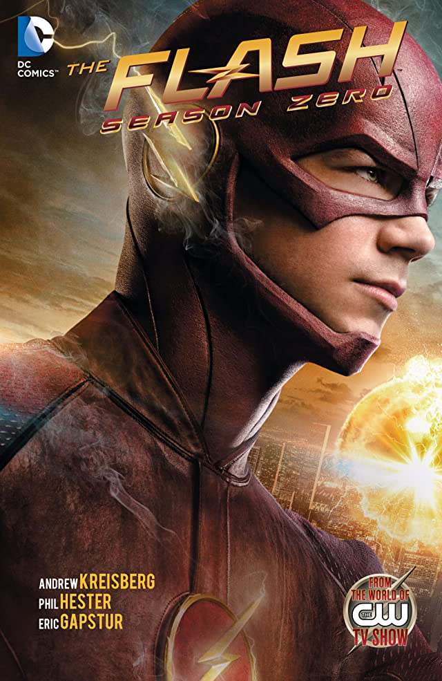 The Flash - Season Zero (2014-2015) (24 tomes)