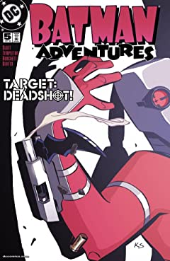 Batman Adventures (2003-2004) No.5