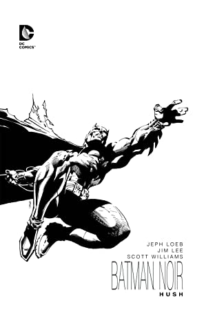 Batman Noir: Hush