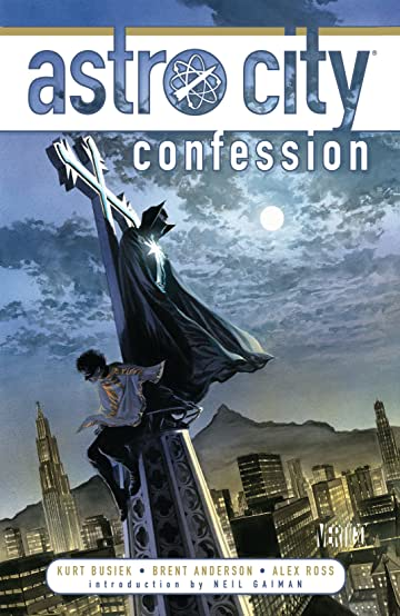 Astro City (1996-2000) Tome 2: Confession