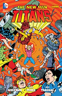 New Teen Titans (1980-1988) Vol. 3