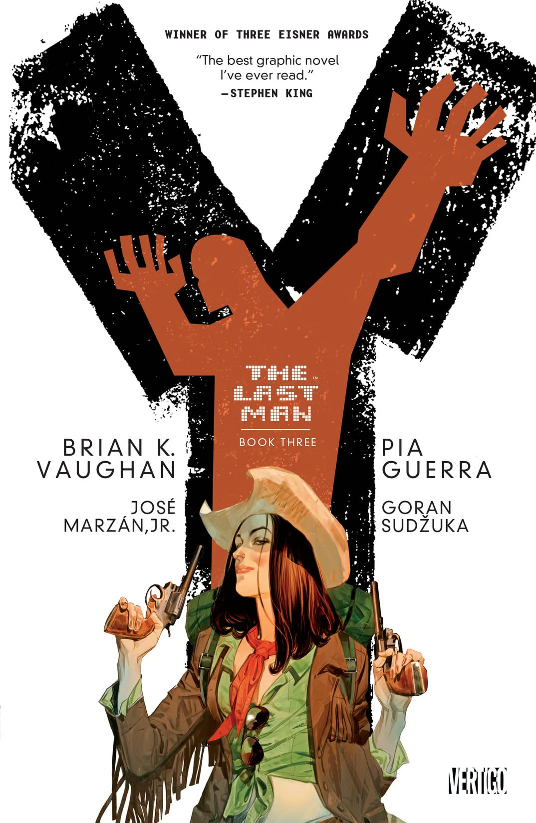 Y: The Last Man: Book Three