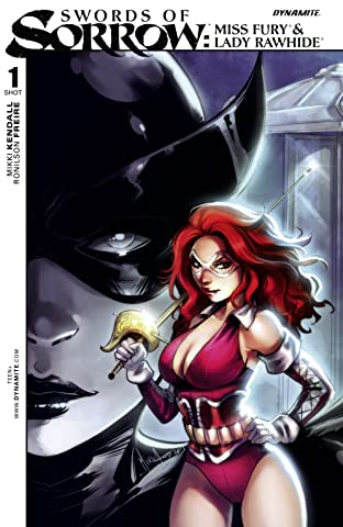 Swords of Sorrow: Miss Fury/Lady Rawhide Special: Digital Exclusive Edition