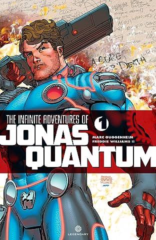 The Infinite Adventures of Jonas Quantum No.1