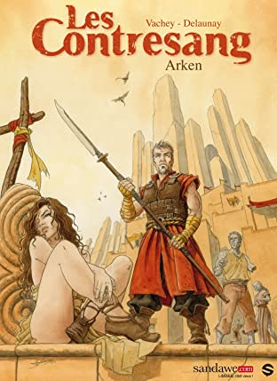 Les Contresang Vol. 1: Arken