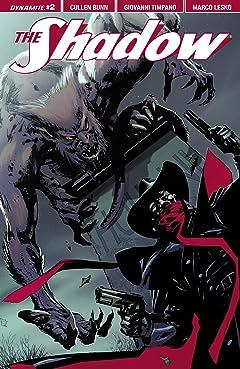 The Shadow Vol. 2 #2: Digital Exclusive Edition