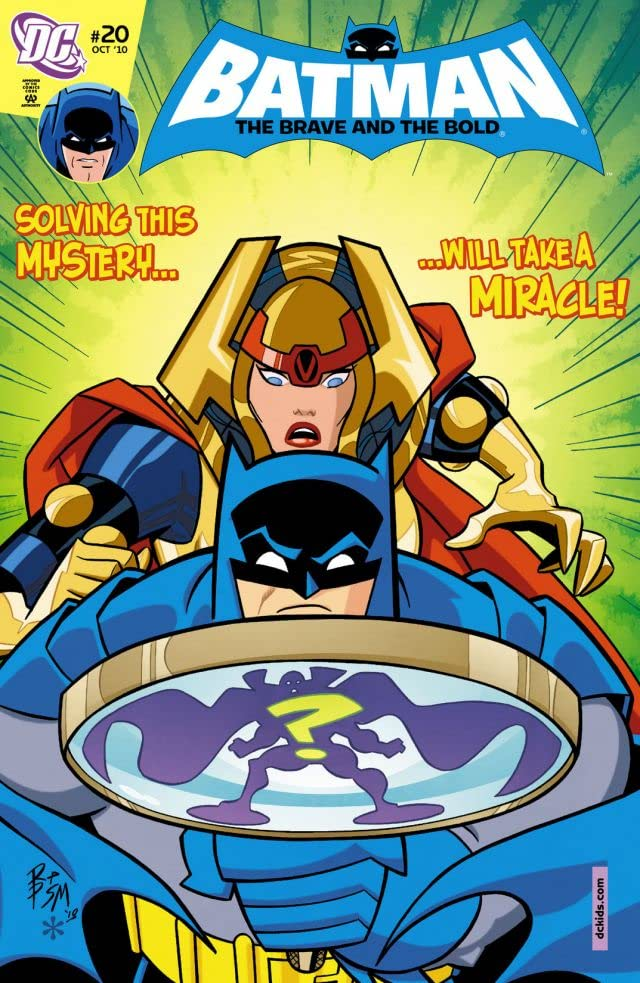 Batman: The Brave and the Bold #20