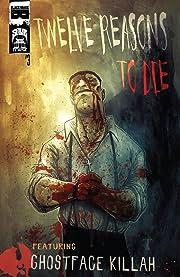 Twelve Reasons To Die #3 (of 6)