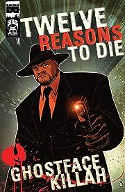 Twelve Reasons To Die #4 (of 6)