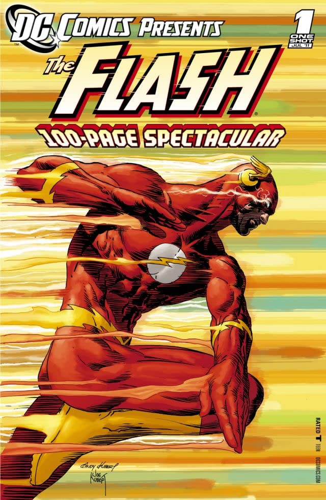 DC Comics Presents: The Flash #1