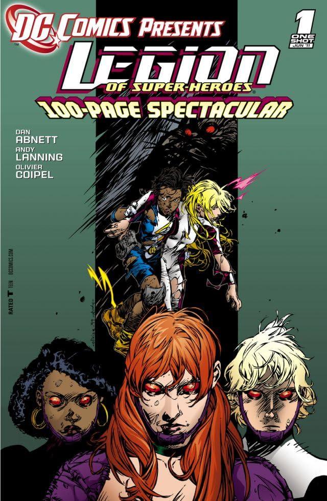 DC Comics Presents: Legion of Super-Heroes - Legion of the Damned #1