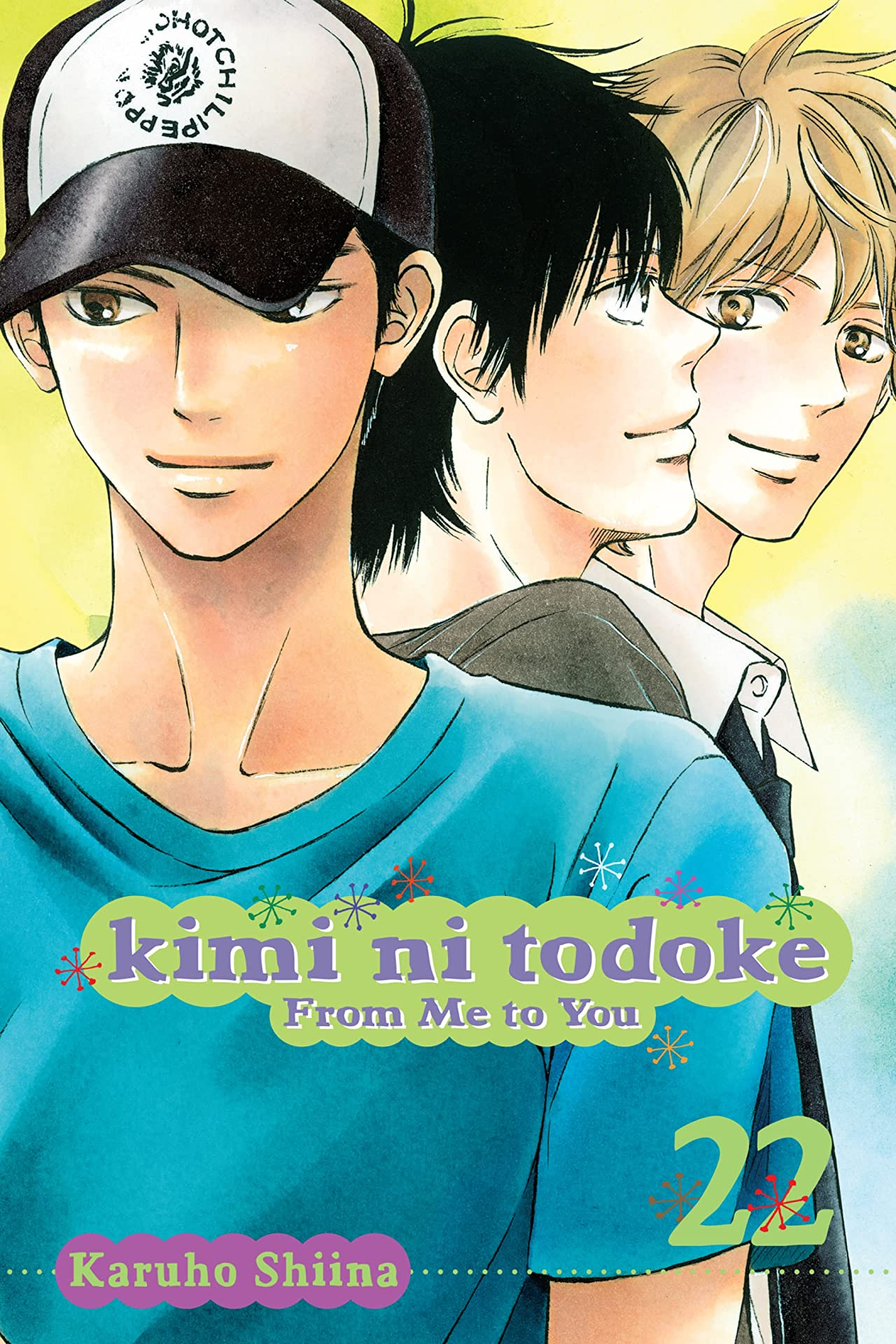 Kimi ni Todoke: From Me to You Vol. 22
