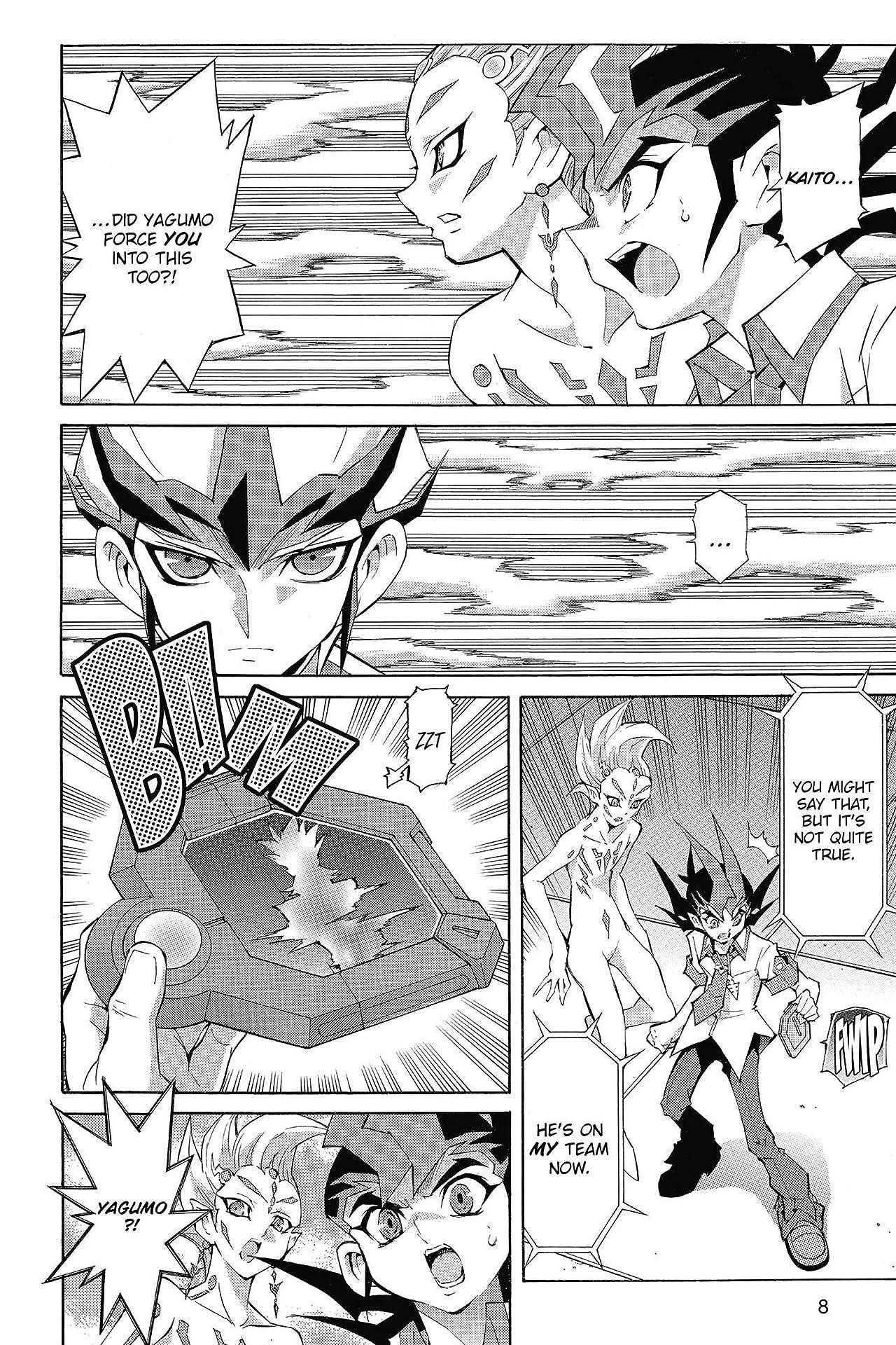 Yu-Gi-Oh! Zexal Tome 7