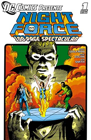 DC Comics Presents: Night Force #1