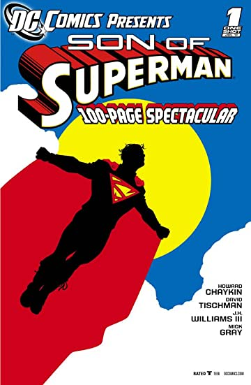 DC Comics Presents: Son of Superman #1