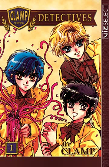 Clamp School Detectives Vol. 1