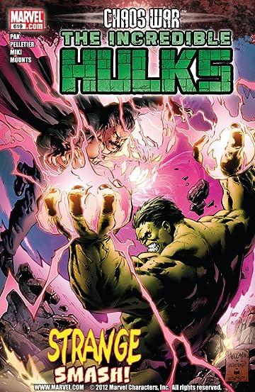 Incredible Hulks (2009-2011) #619