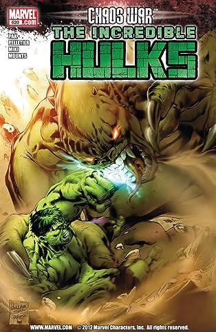 Incredible Hulks (2009-2011) #620