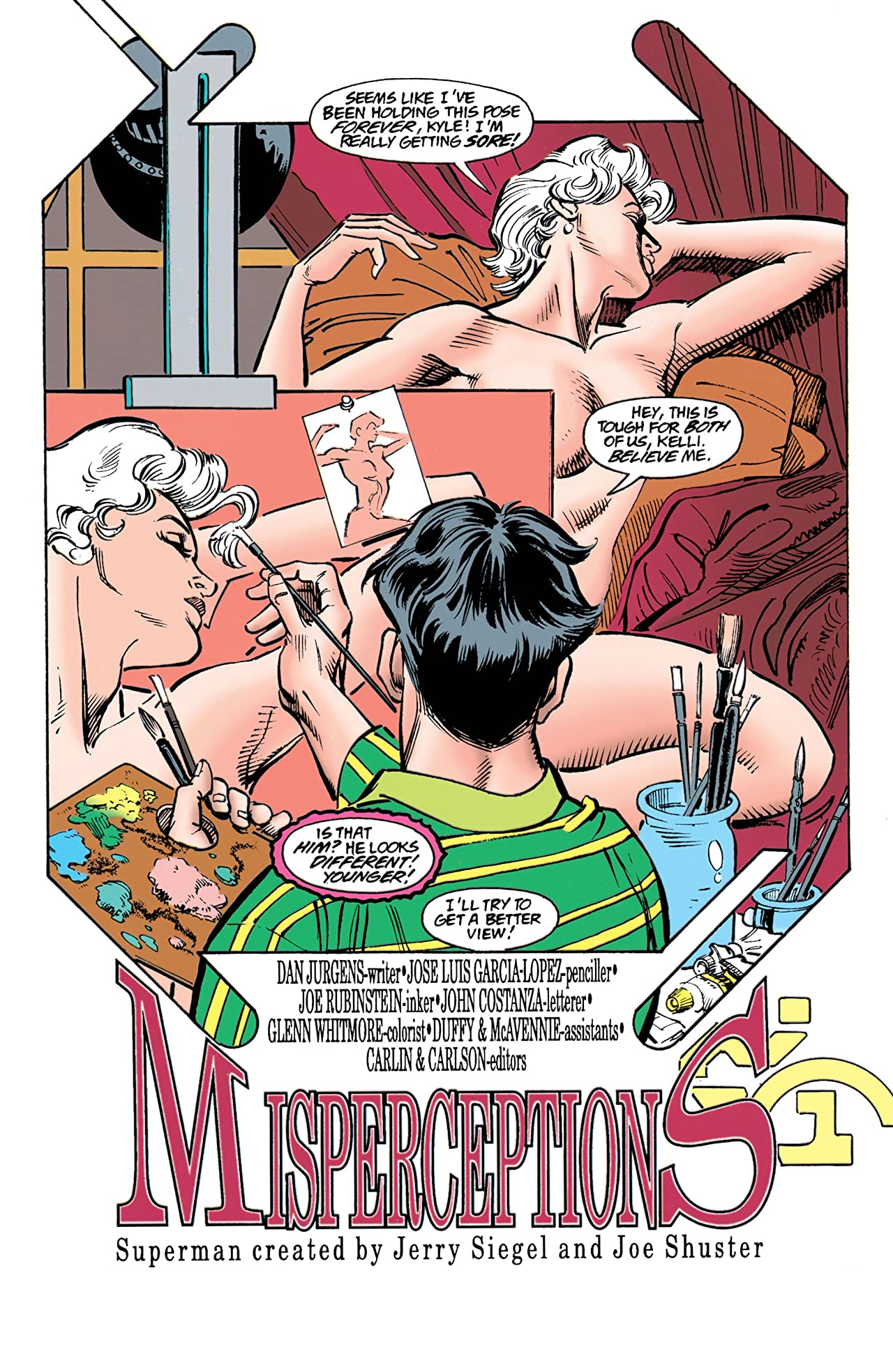 Superman (1987-2006) #105