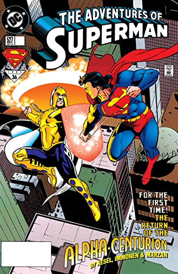 Adventures of Superman (1986-2006) #527