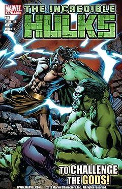 Incredible Hulks (2009-2011) #622