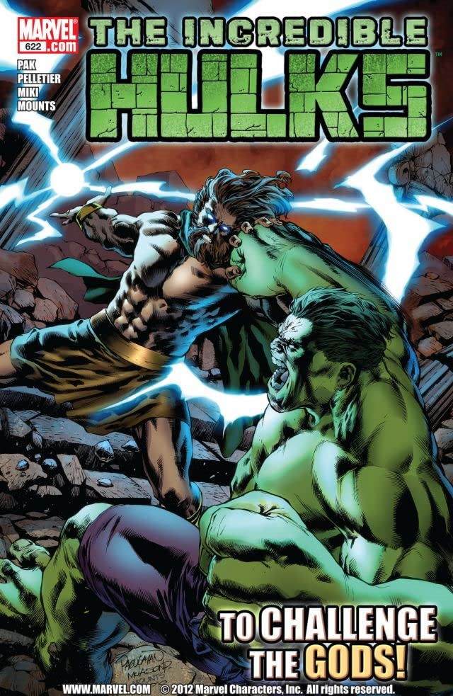 Incredible Hulks (1999-2008) #622
