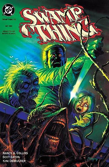 Swamp Thing (1982-1996) #119