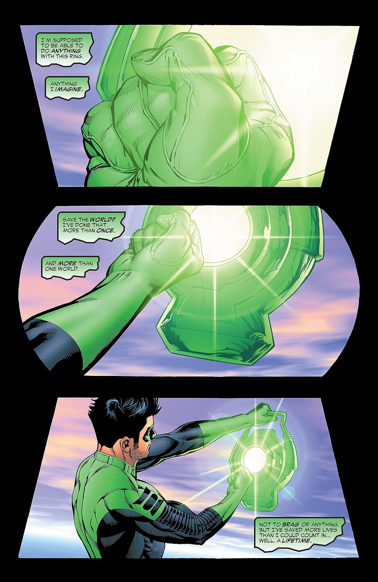 Green Lantern (1990-2004) #179