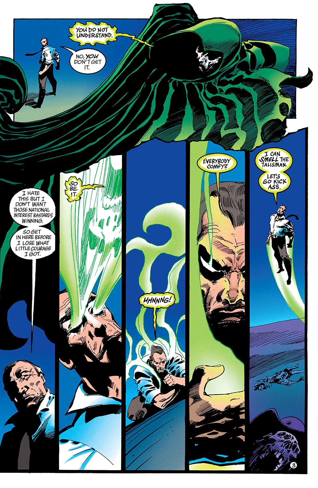 The Spectre (1992-1998) #50