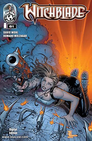 Witchblade #61