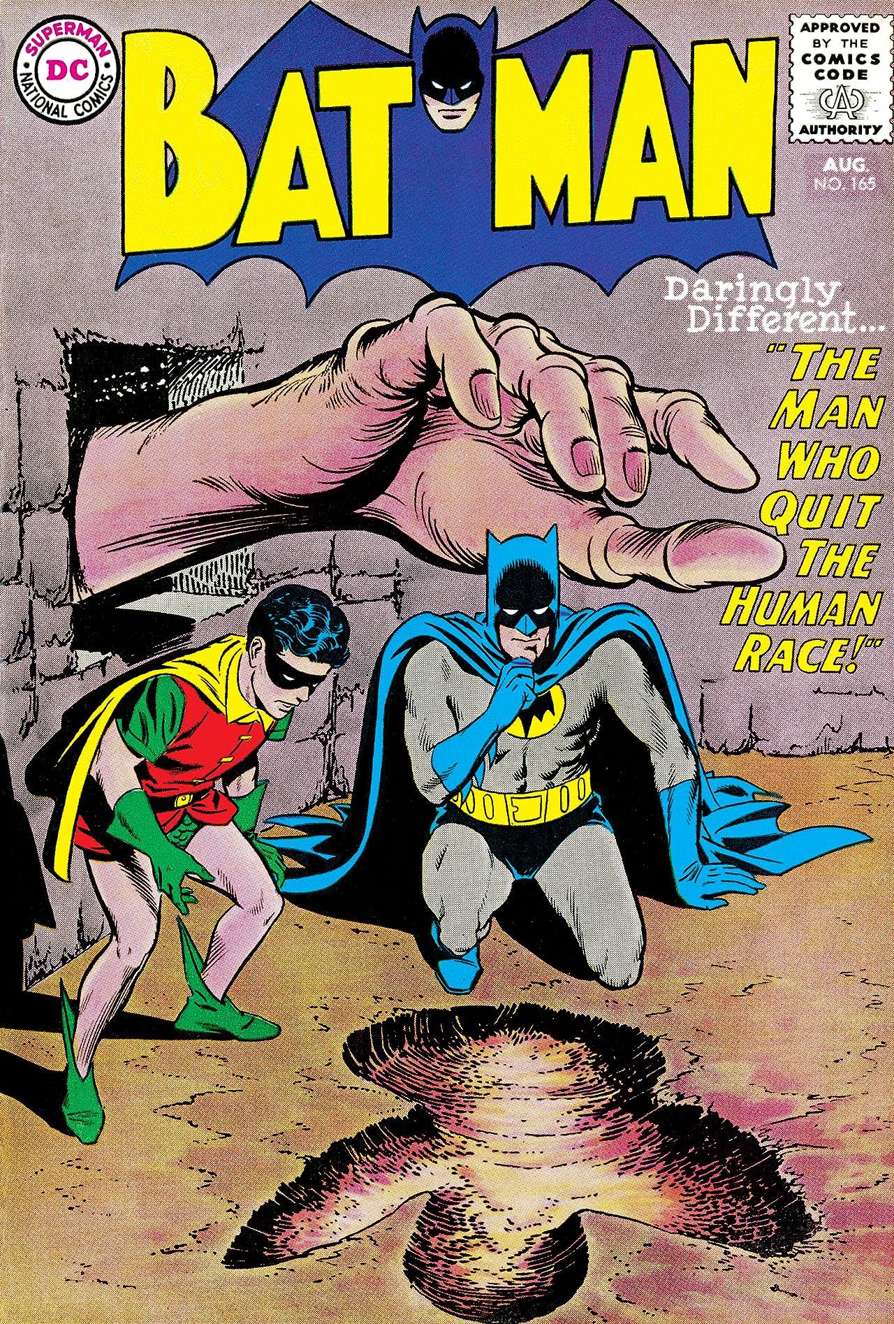 Batman (1940-2011) #165
