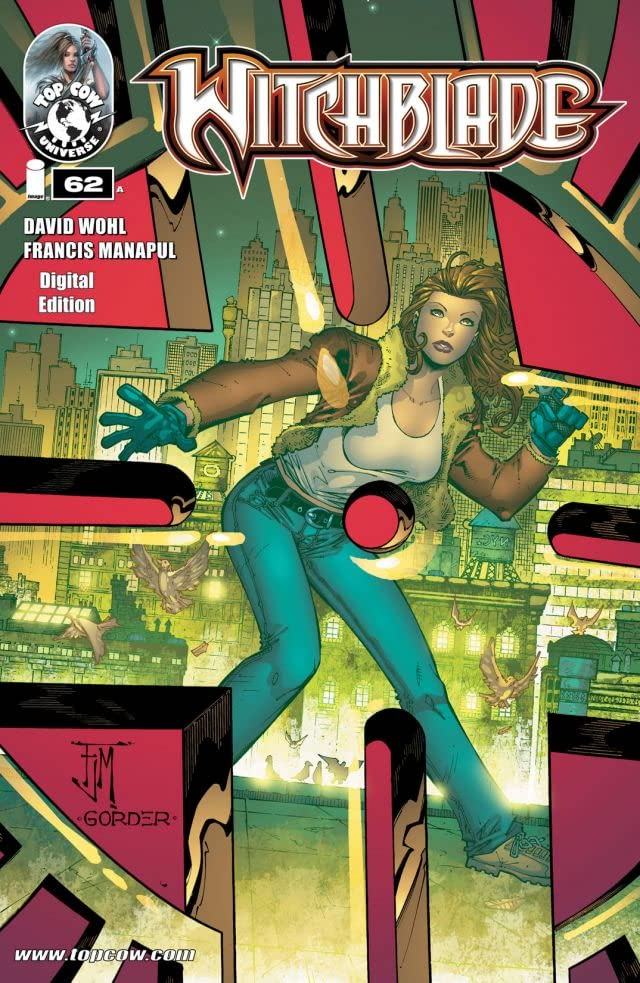 Witchblade #62