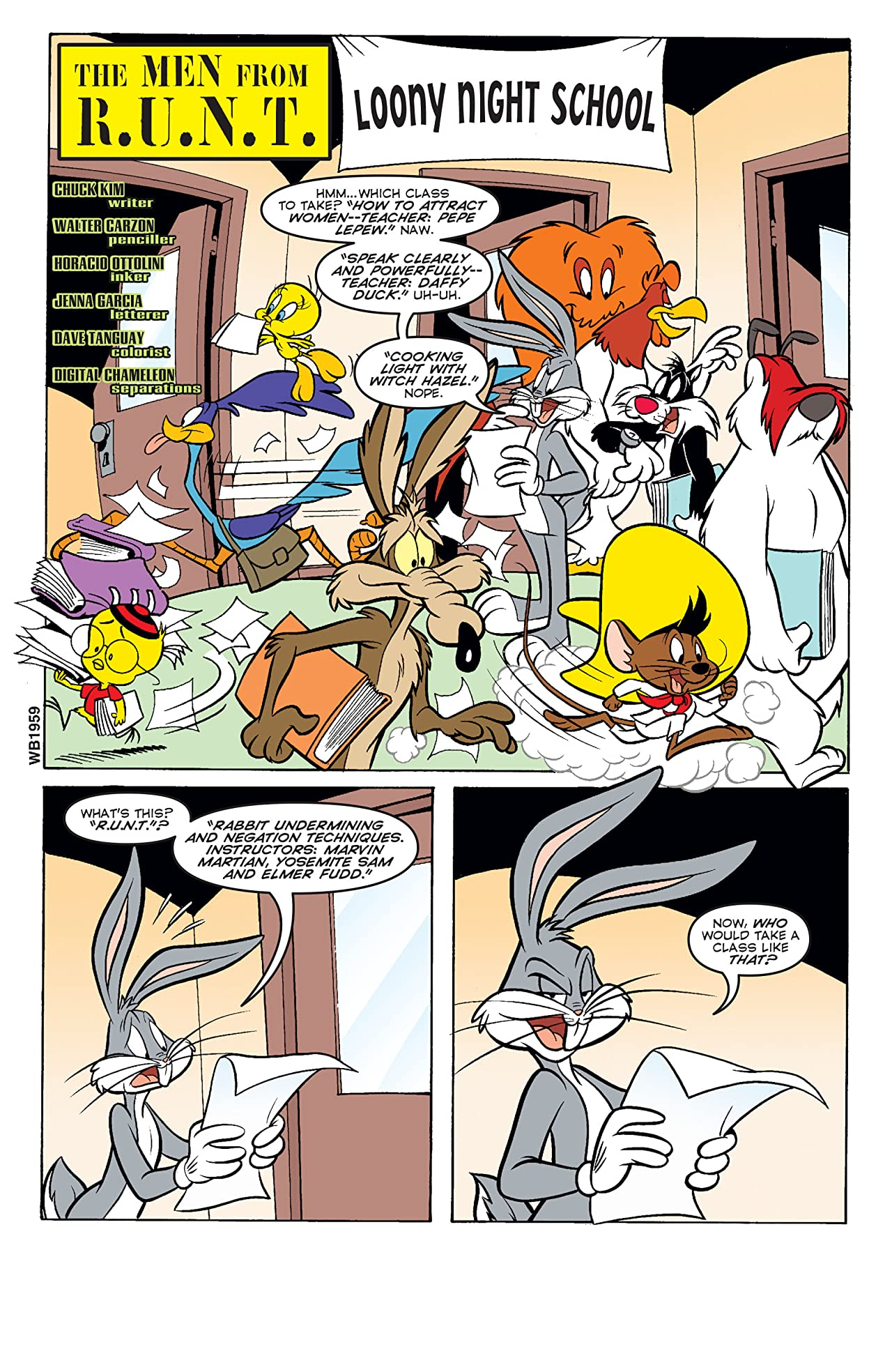 Looney Tunes (1994-) #99